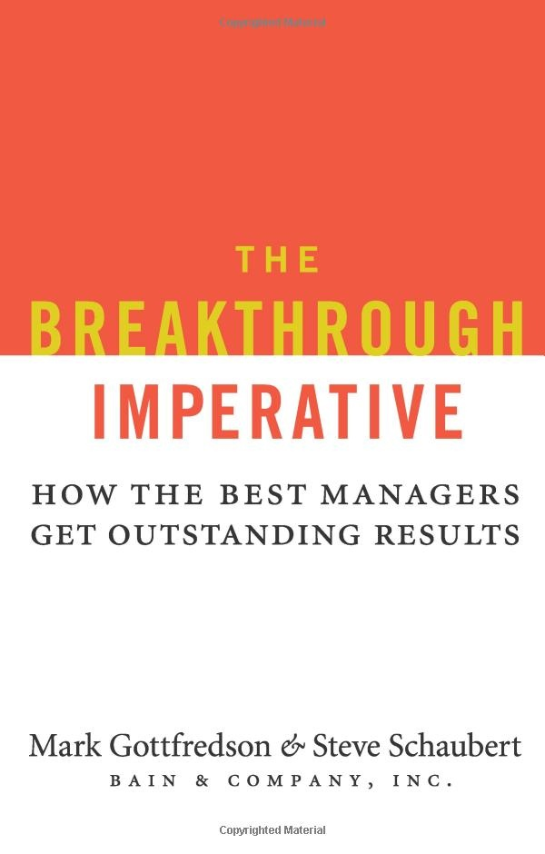 What successful managers do right