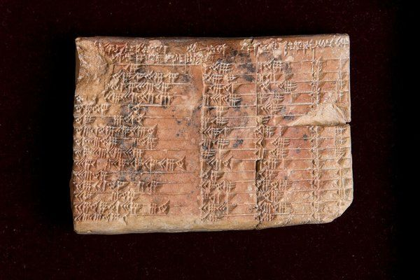 Hints of Trigonometry on a 3,700-Year-Old Babylonian Tablet