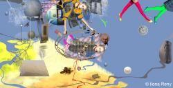 character development over time psychology illustration Ilona Reny