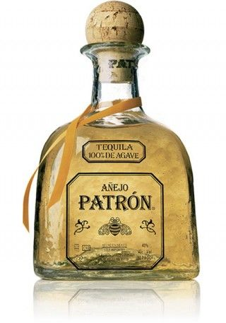 Patrón Añejo is a delicate blend of uniquely aged tequilas, all aged in small white oak barrels for a minimum of 12 months. Similar to winemaking, each vintage of Patrón Añejo is carefully blended to produce a smooth and sweet tasting tequila. It's distinct oakwood flavor complemented by vanilla, raisins, and honey with a caramel and smoky finish makes it perfect for sipping. Each bottle is numbered by hand and crafted from recycled glass.