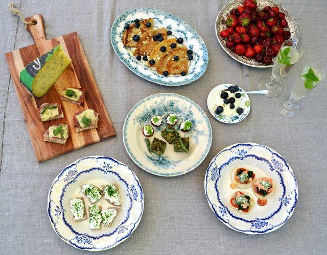 cookvalley - tanker om mad: Kunsten at samarbejde med benspænd i sæson