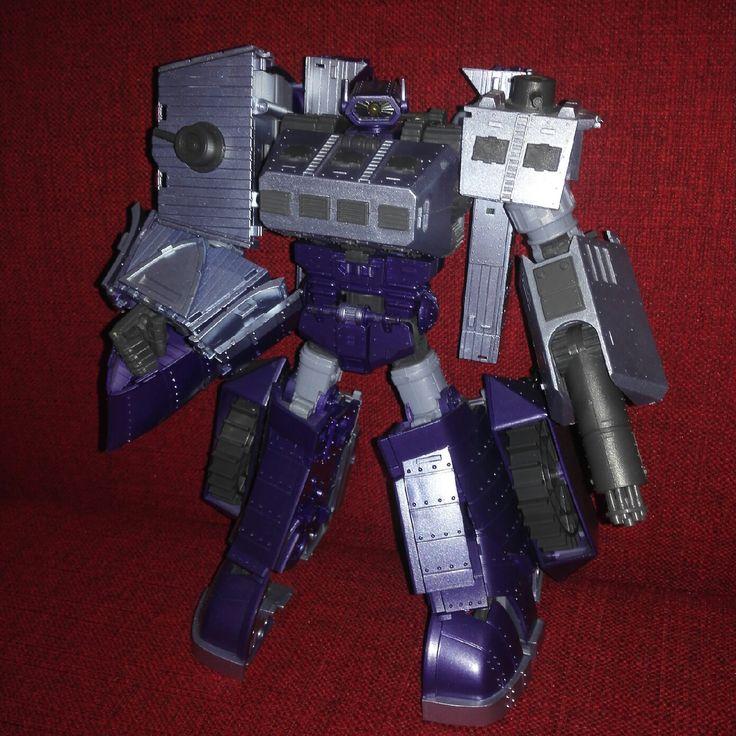 Transformers mmc shock wave #transformer