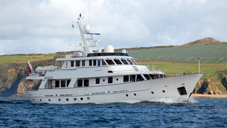 LA REINA DEL MAR yacht for sale | Boat International