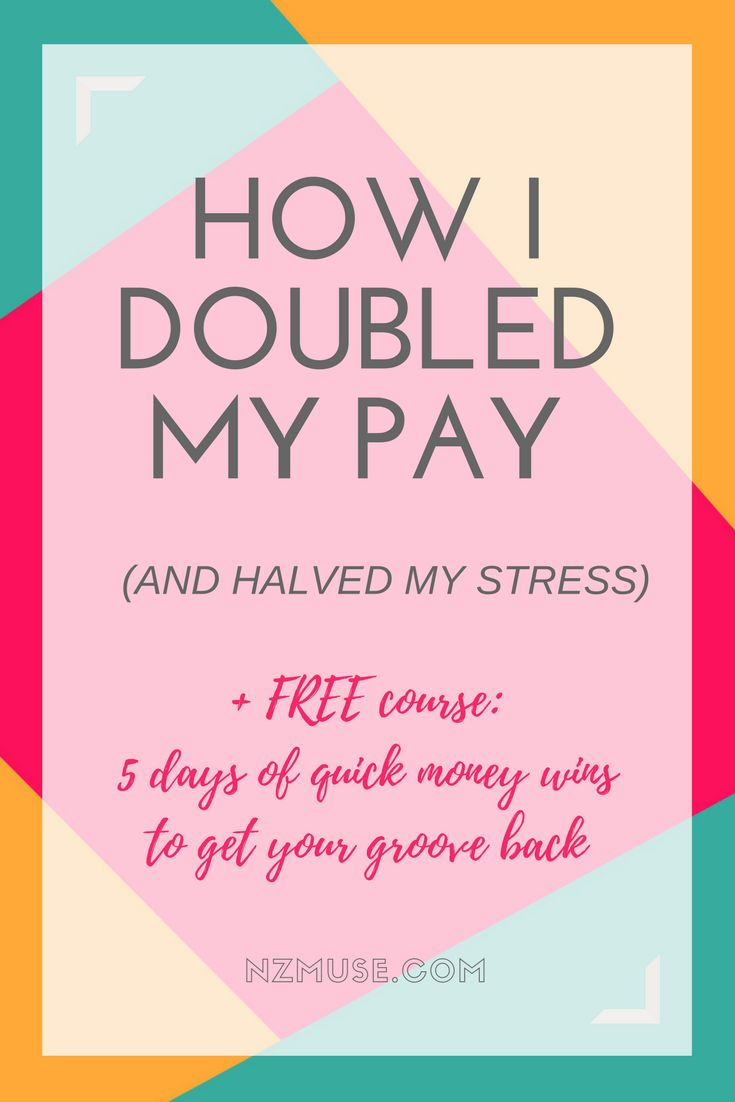 Want to double your income? It's the surest way to get ahead financially. Find out what techniques I used to double my salary in my 20s.