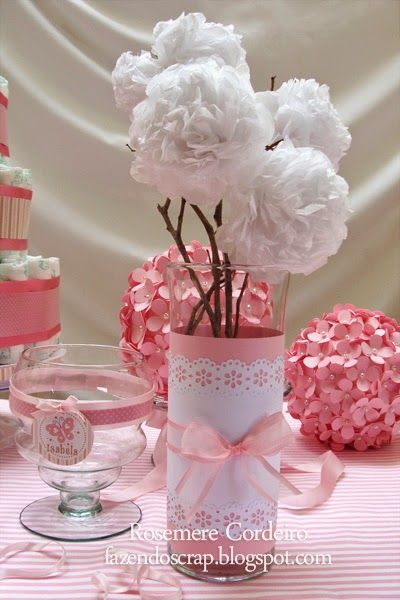 Keep calm and don´t stress me!: Rosas de papel crepom - paper roses - Topiaria