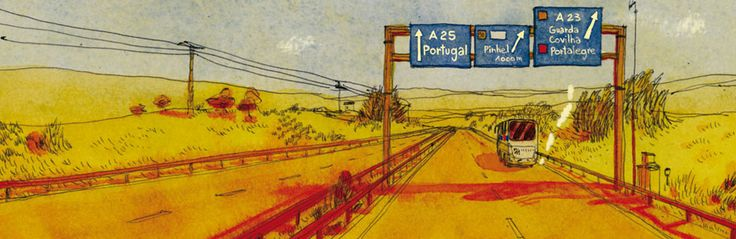 Cédric Pedrosa - Portugal (BD)