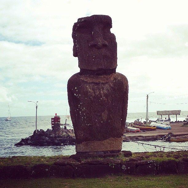 Hanga Roa and the whole Easter Island!