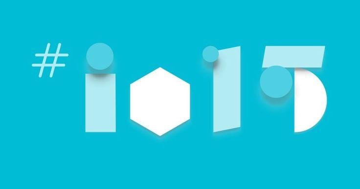 Watch Google IO 2015