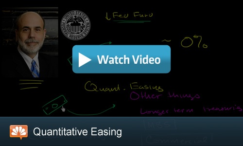 Quantitative Easing: CNBC Explains - Quantitative Easing, The Federal Reserve, Inflation, Economic Stimulus - CNBC
