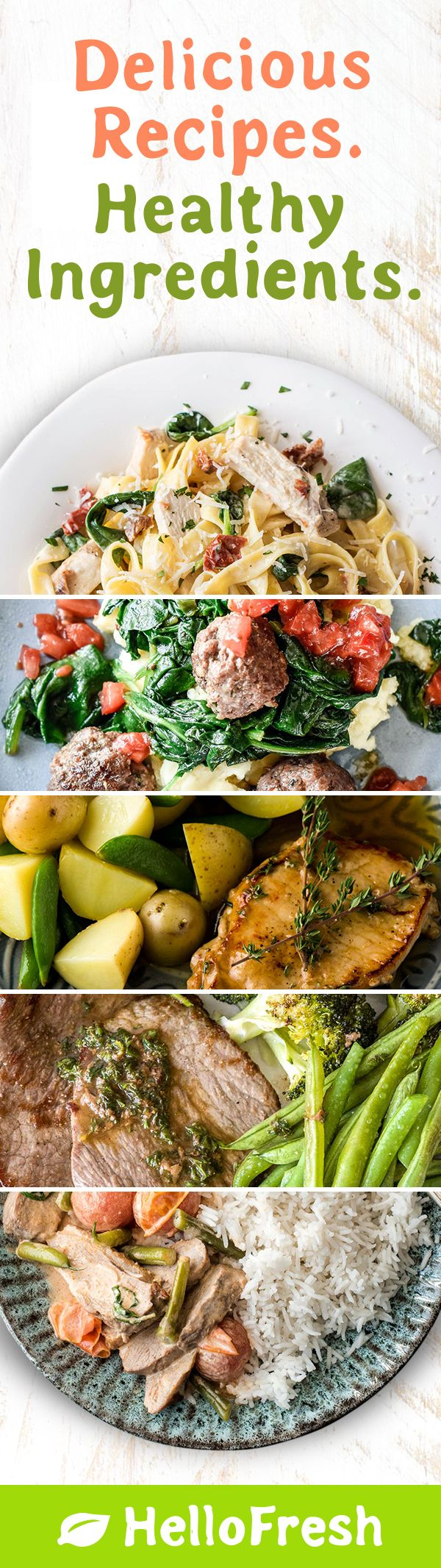 Found an exciting recipe on Google but can't be bothered to look for the ingredients? HelloFresh has got the planning and shopping covered, so you just have fun in the kitchen :) ➜ Use code HELLOPIN35 at checkout to save $35 on your 1st box. Ends 30/8/16.