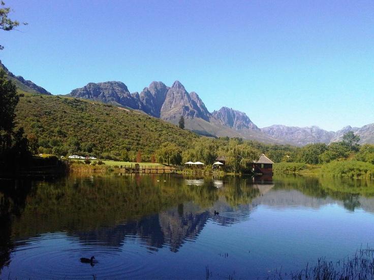 Stark-Conde, Stellenbosch, South Africa