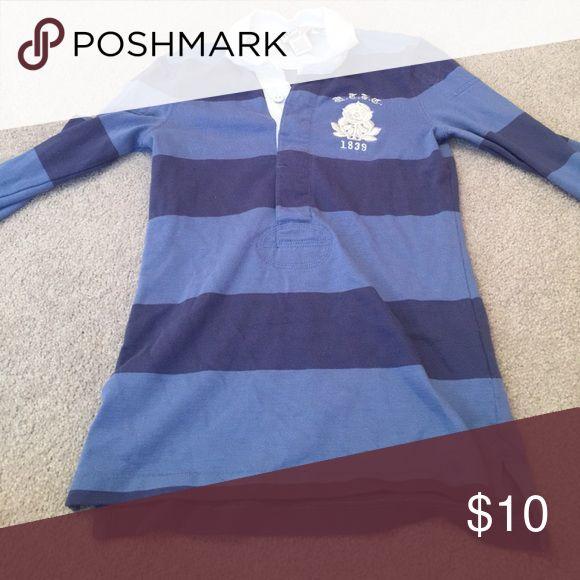 Authentic women's rugby Ralph Lauren shirt Great condition and great color Rugby Ralph Lauren Tops