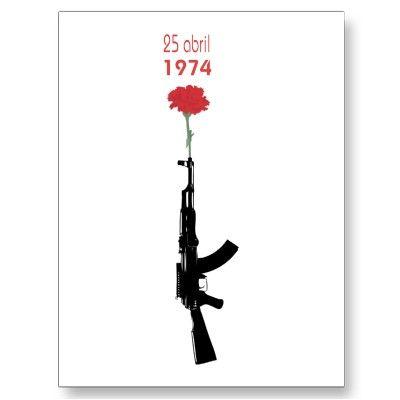 Révolution des Œillets 1974 - Portugal