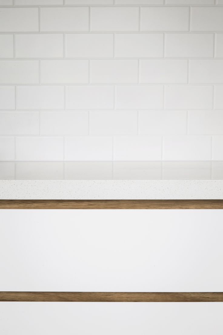 Kitchen joinery detail