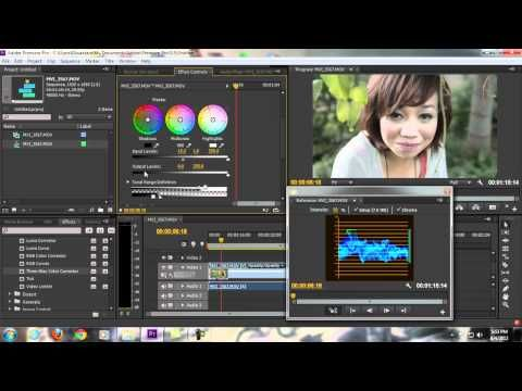how to make episode in adobe premiere