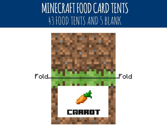 Best 25+ Minecraft food labels ideas on Pinterest ...