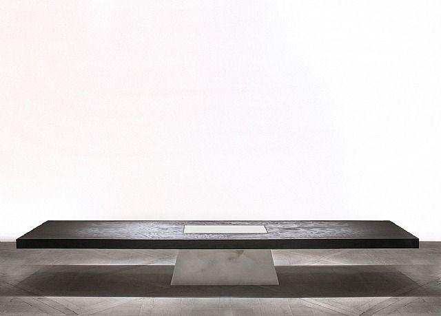 rick owens low plug table alabaster distinguishers pinterest plugs artists and rick owens. Black Bedroom Furniture Sets. Home Design Ideas