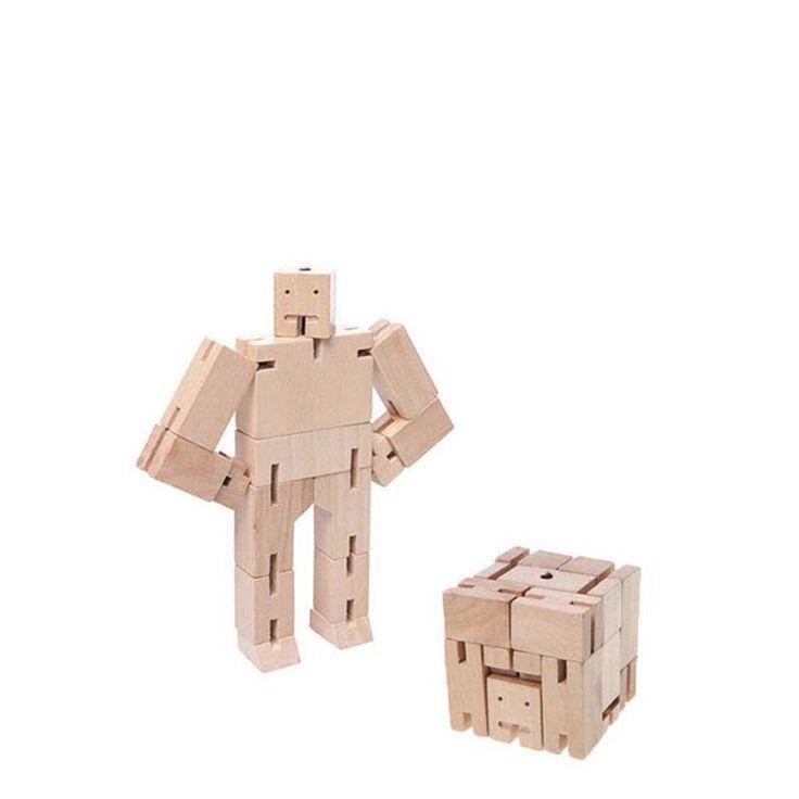Cubebot Micro - Natural – Kiitos living by design