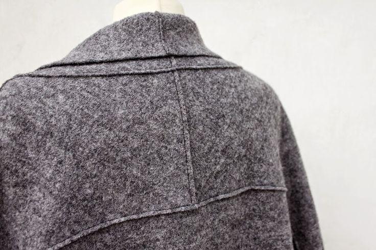 Det var kærlighed ved første blik, da Tessuti Fabrics for et par uger siden præsenterede deres seneste snitmønster - the Sydney Jacket . Jak...