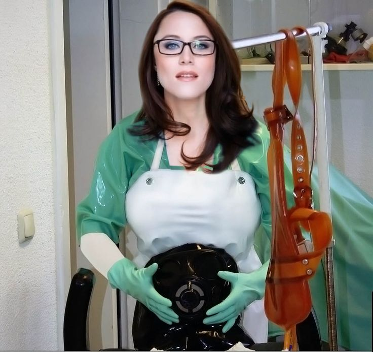 Mistress Doctor Porn - Apron, Operating Room Nurse, Rubber Gloves, Posts, Unif, Latex, Mistress,  Sexy Women, Plastic