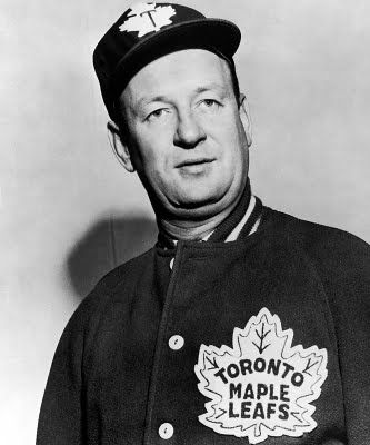Coach Punch Imlach | Toronto Maple Leafs | NHL | Hockey