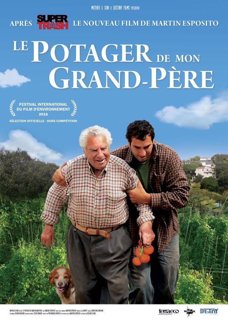 Le merveilleux potager de son grand-père - Retour sur le Film - La campagne à nini