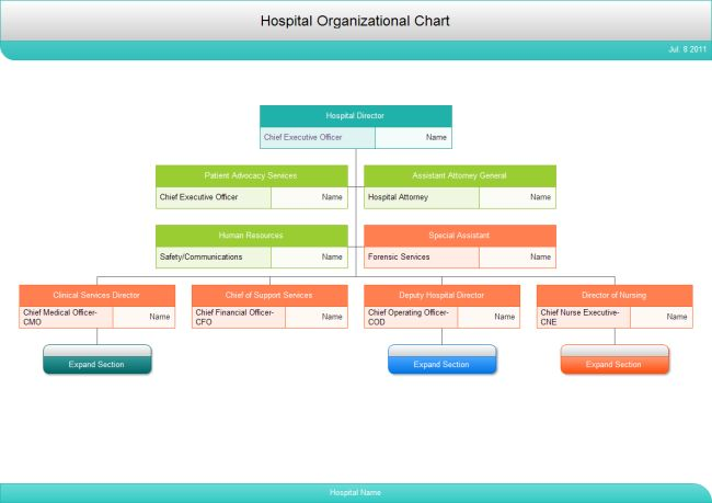 MarketOrgChart  Organizational Chart    Chart And Template
