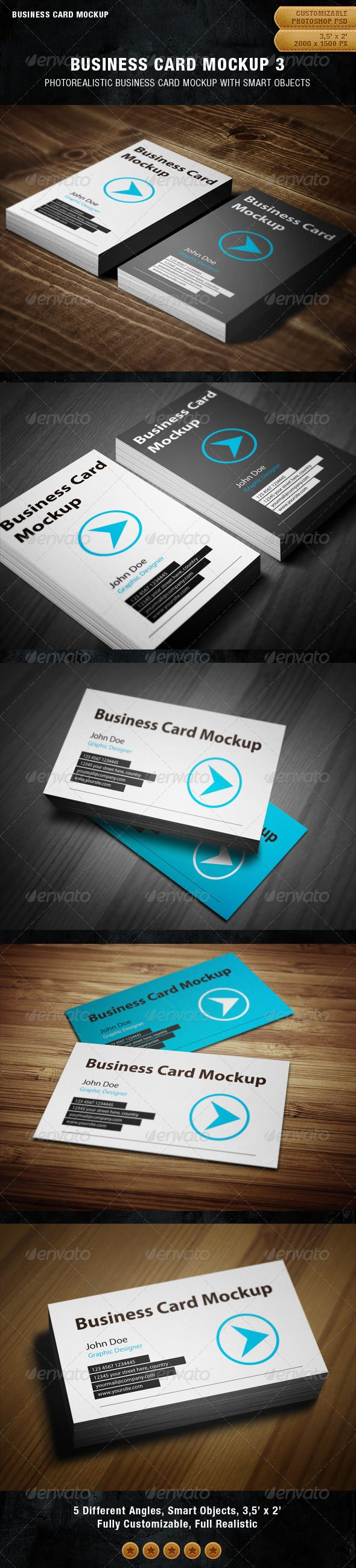 The 718 best business card mockup images on pinterest miniatures business card mockup 3 colourmoves