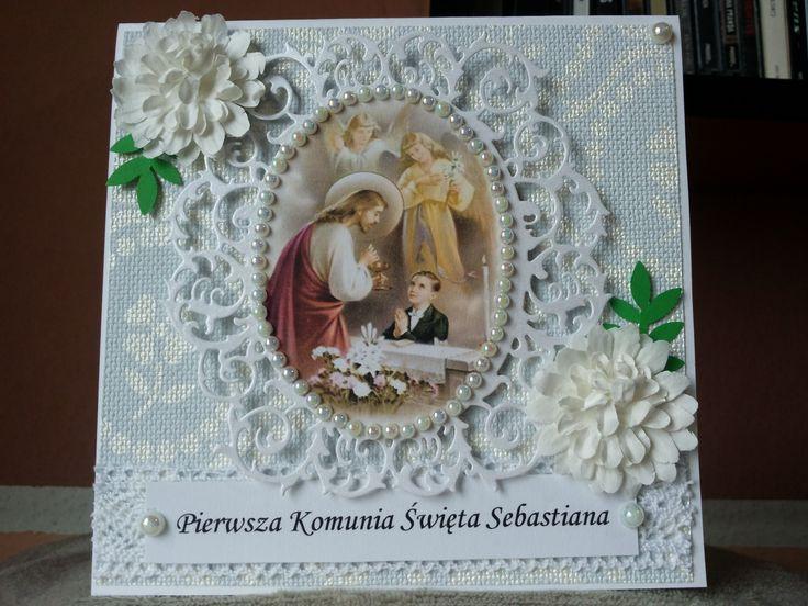 Pierwsza Komunia Święta / Holy Communion