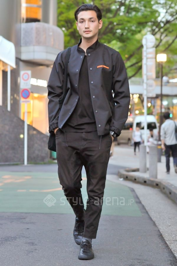 Joshu | OPENING CEREMONY NO BRAND COMMON PROJECTS ACNE STUDIOS  UNIQLO P.A.M. | 5th week  May. 2017 | Omotesando | Tokyo Street Style | TOKYO STREET FASHION NEWS | style-arena.jp
