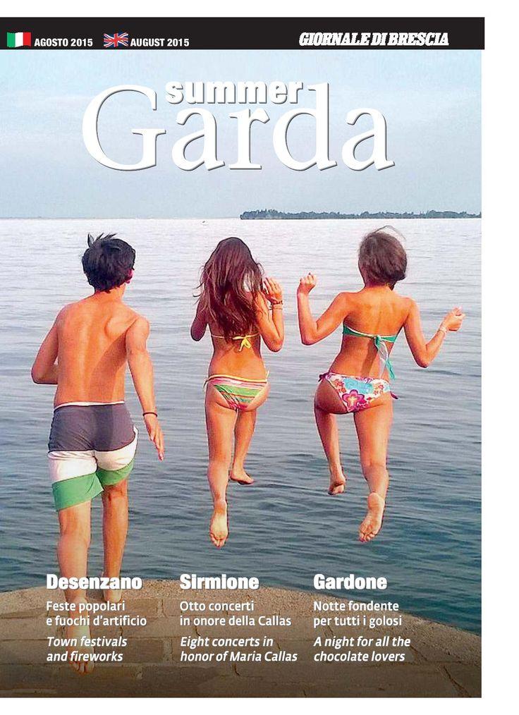 Summer Garda August 2015