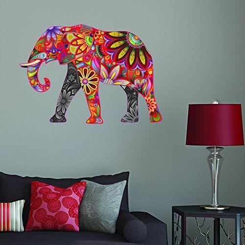 RED Abstract Elephant Full Colour Wall Sticker Wall Decal... https://www.amazon.co.uk/dp/B012BQ49D4/ref=cm_sw_r_pi_dp_x_m8M-xbRY9KXVJ