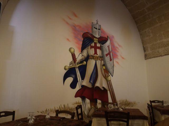 I consigli di Rocco,esperienze di ristoranti,alberghi,viaggi e dei prodotti testati: Ristorante Il Cenacolo dei Templari a San Donaci p...