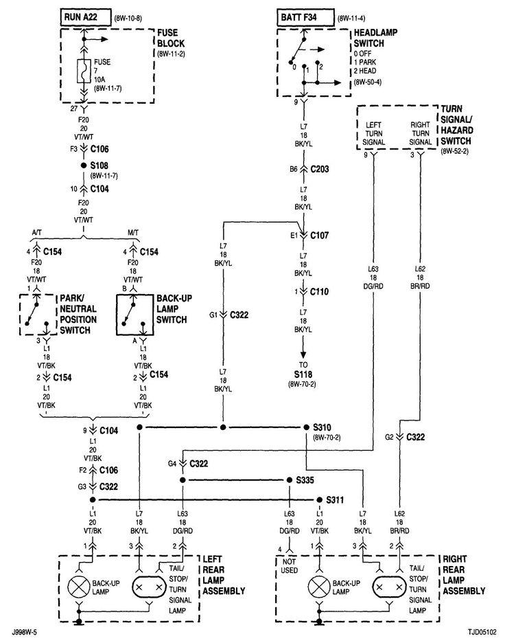 2000 Mustang Radio Wiring Diagram