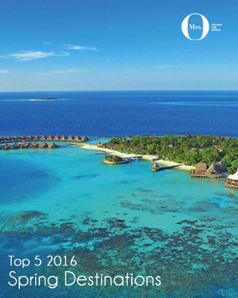 The Maldives - on my Top 5 Destinations for Spring 2016! It is, without a doubt, the most beautiful place I have ever visited. We stayed for 10 days to celebrate my birthday and chose to return to Velassaru and tried the Baros Maldives.