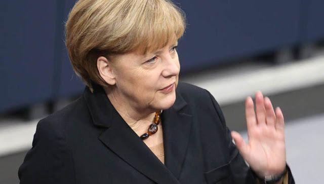 Handelsblatt: Να προβληματιστεί η καγκελάριος για την πολιτική της λιτότητας   Τα πράγματα θα μπ...