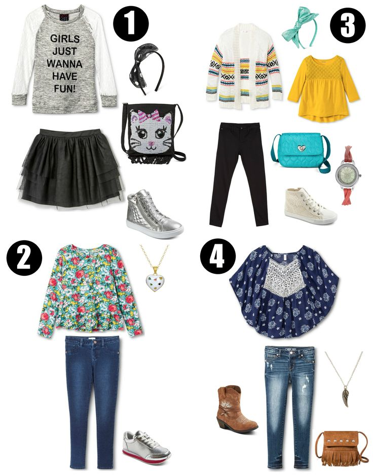 Four Tween Approved Outfits Awesome Kid Stuff In 2019