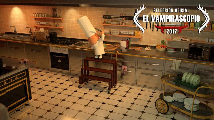 'Nouvelle Cuisine', de Manuel Reyes Halaby, vuelve a México. Allí, en Tijuana, ha sido seleccionado por El Vampirascopio: Muestra de Cine Fantastico y de Terror. Del 3 al 4 de noviembre. #Digital104FilmDistribution