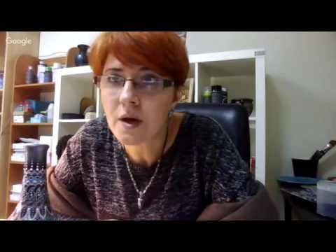 12 10 16 Евгения Ансари Основы точечной росписи - YouTube