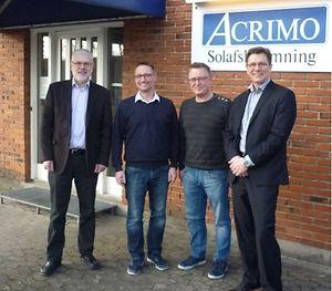 Generationsskifte i Acrimo Solafskærmning A/S - Building Supply DK