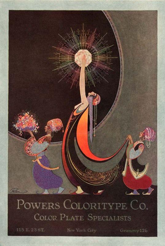 drie wijze vrouwen? 1920
