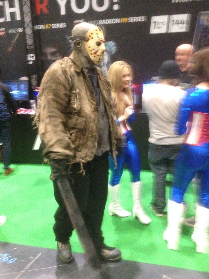 Jason Comic Con
