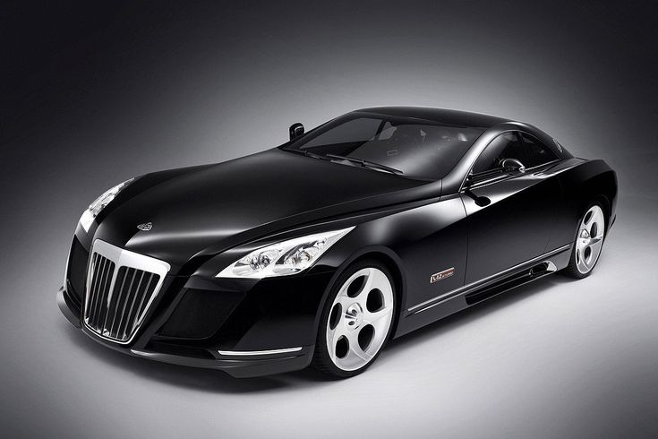 Mercedes-Maybach Exelero (2016)