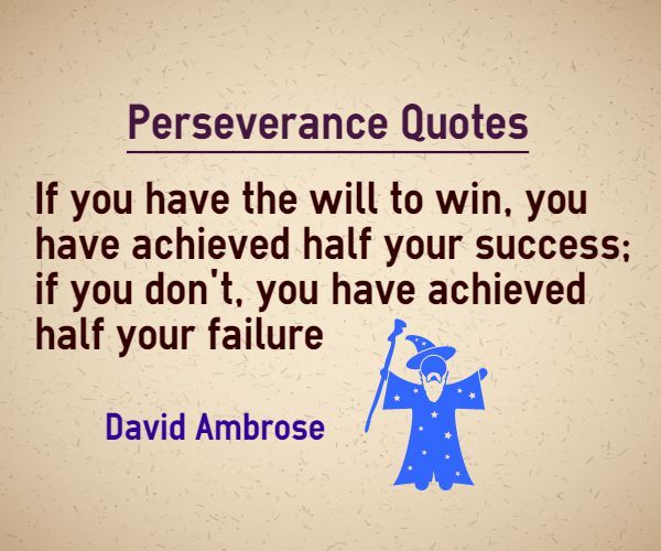 25+ Best Perseverance Quotes On Pinterest