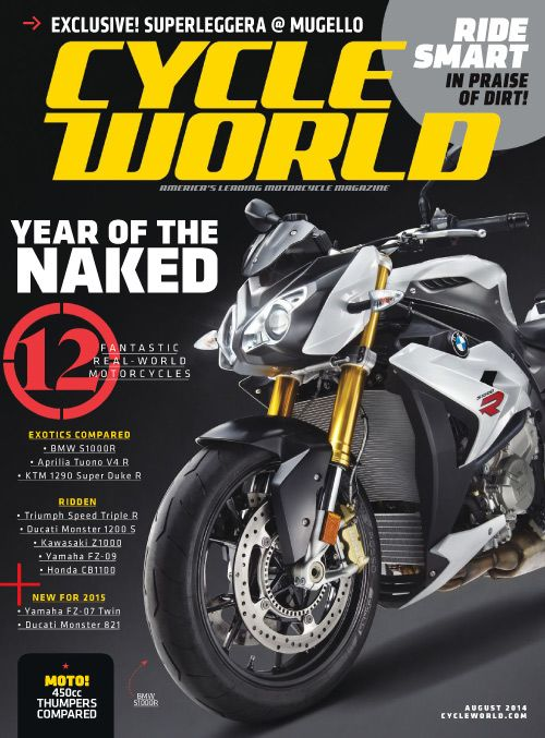 23 best motorcycle magazines images on pinterest journals cycle world usa issue 08 2014 fandeluxe Image collections