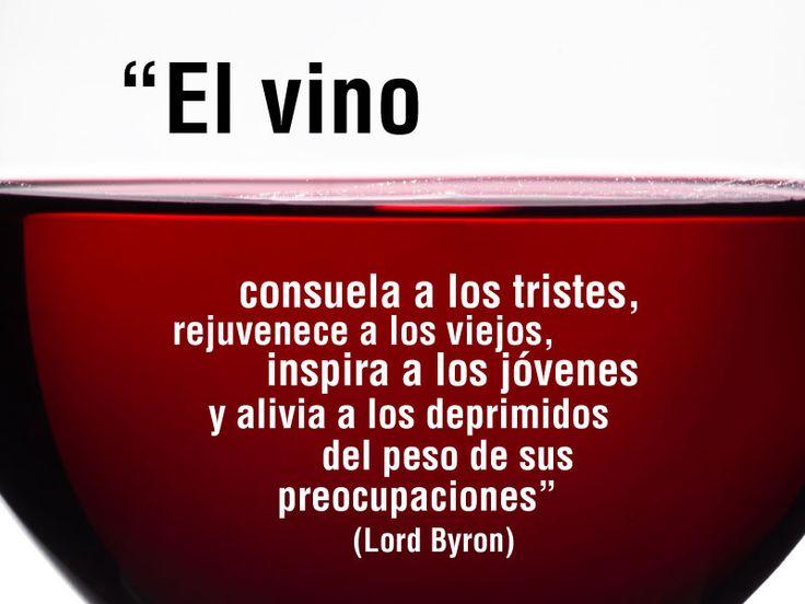 Frases del vino
