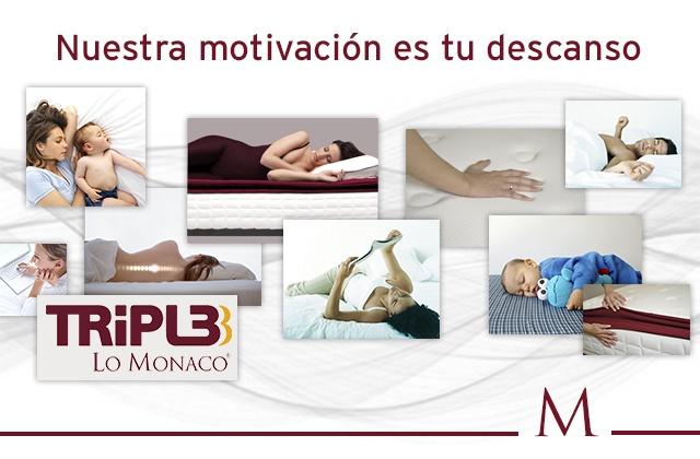 Grupo Lo Monaco es una compañía avalada con 15 años de trabajo en Equipos de descanso. Los productos de la línea de Descanso de Lo Monaco ofrecen una excelente calidad y  son óptimos para personas con dolor de espalda.