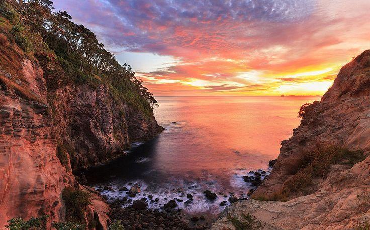 6 самых романтичных мест на Тихом океане