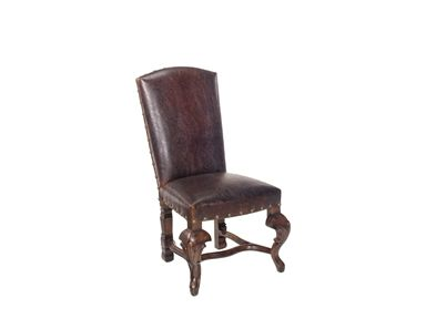 Shop For EJ Victor Randall Tysinger Freibourg Side Chair, And Other Dining  Room Chairs At EJ Victor In Morganton, NC. Alder Solids, Nail Trim  Standard, ...