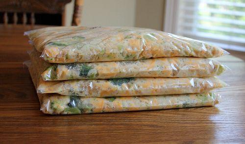 4 Weeks to Fill Your Freezer: Chicken Broccoli Rice Casserole (Day 14) | Money Saving Mom®